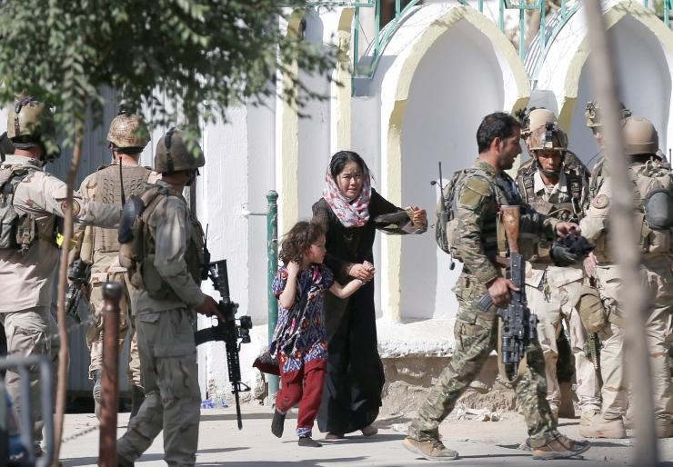 ÜRO: Relvakonfliktides hukkus või sai kannatada üle 8000 lapse
