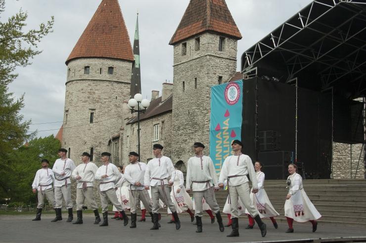 Soome-ugri hõimupäevad avaldavad Veljo Tormisele austust