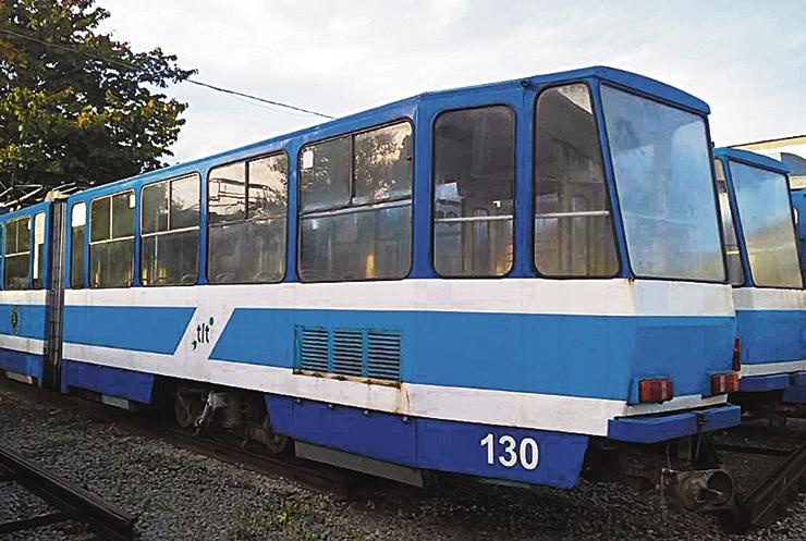 Hiiu staadion saab omale Tšehhi trammi