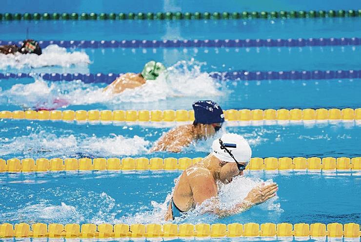 Tondiraba jäähalli kõrvale kerkib olümpiaujula