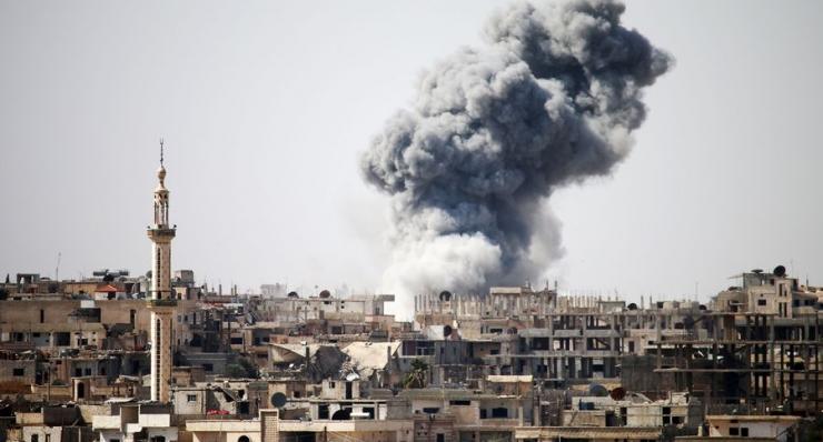 Moskva: 24 tunni jooksul on rünnakutes Süürias hukkunud 120 džihadisti