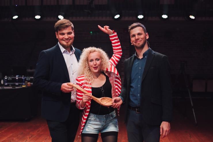 FOTOD! Selgusid Eesti parimad pärimusmuusikud