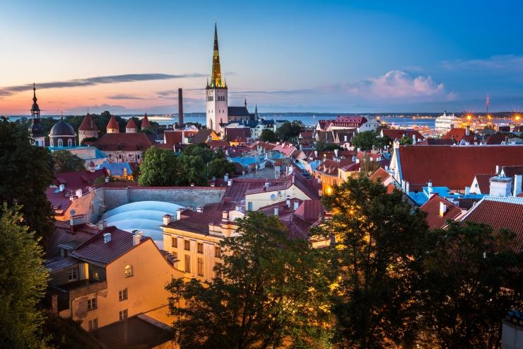 Tallinn aitab uuenduslike ideedega linnu targaks muuta