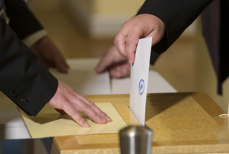 ÄRA LASE TEISTEL ENDA EEST OTSUSTADA - MINE VALIMA! Vaata, kus asub su valimisjaoskond
