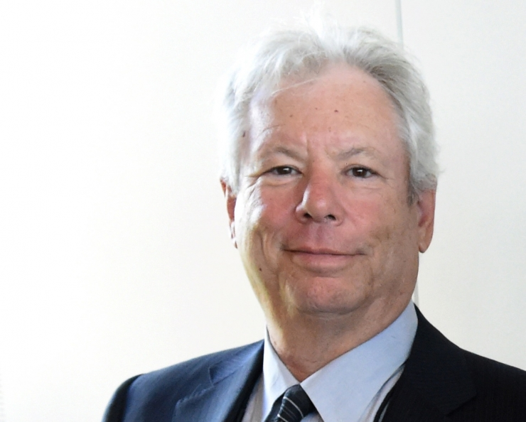Nobeli majandusauhinna võitis Richard Thaler