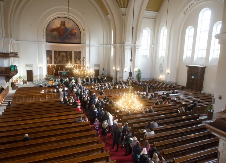 Kaarli kiriku Walckeri oreli kapitaalremondi teise etapi lõppemist tähistatakse homme kontserdiga