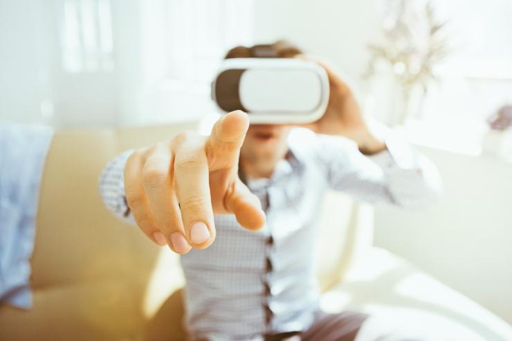 Magistritöö: virtuaalreaalsus aitab esinemisärevusest vabaneda
