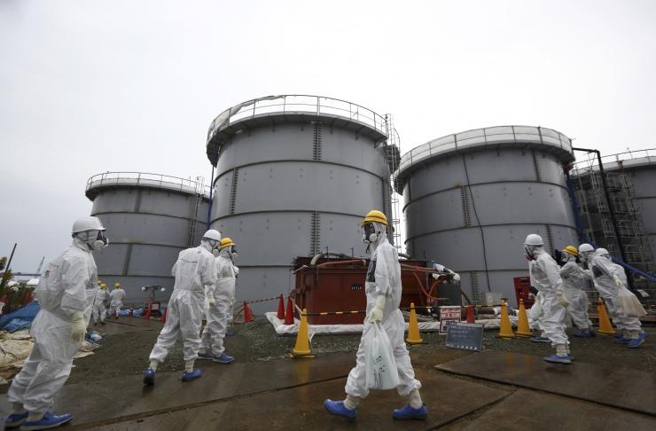 Kohus: Fukushima katastroofi eest vastutavad valitsus ja operaator