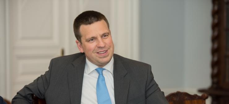 Jüri Ratas kutsub hääletama: need valimised viivad lõpuni haldusreformi