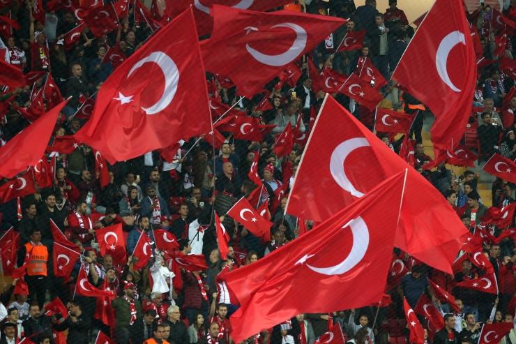Türgit vihastas inimõiguspreemia andmine vangistatud kohtunikule