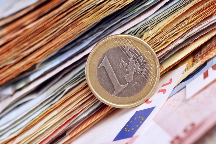 Üheksa kuuga laekus linnakassasse 454,5 miljonit eurot