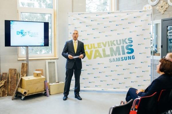 Samsung Digi Pass võtjaid ootab ees neli põnevat kuud professionaalsete mentorite ja koolitajate käe all