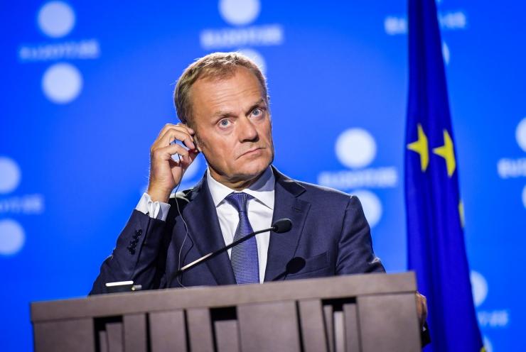 Tusk: EL teeb tööd Brexiti kokkuleppeks, loodab edu detsembriks