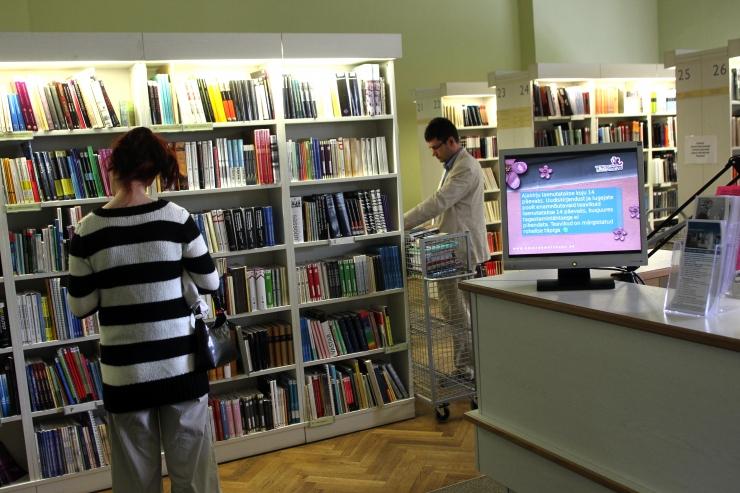 Tallinna Keskraamatukogu avab innovatsioonilabori