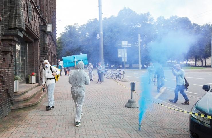 Politsei hoiatab: valimispäeval on kampaania keelatud