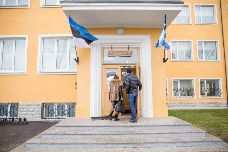 Tallinnas kasutas eelhääletuse võimalust 44 329 inimest