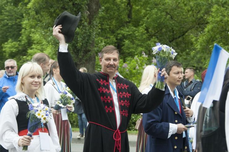 Uuring: Tallinnas võib Keskerakond saada poolte valijate hääled, Taavi Aasa toetab 42%