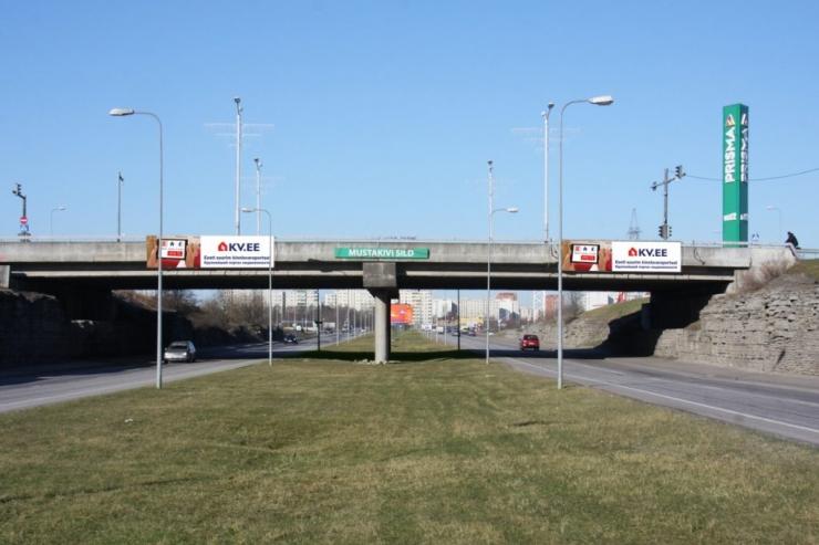 Mustakivi sild läheb remonti