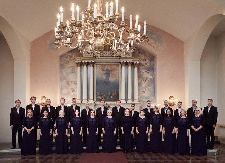 VIDEO! Eesti Filharmoonia Kammerkoor esitab Rahmaninovi suurteost rahvusvahelise laiendatud koosseisuga