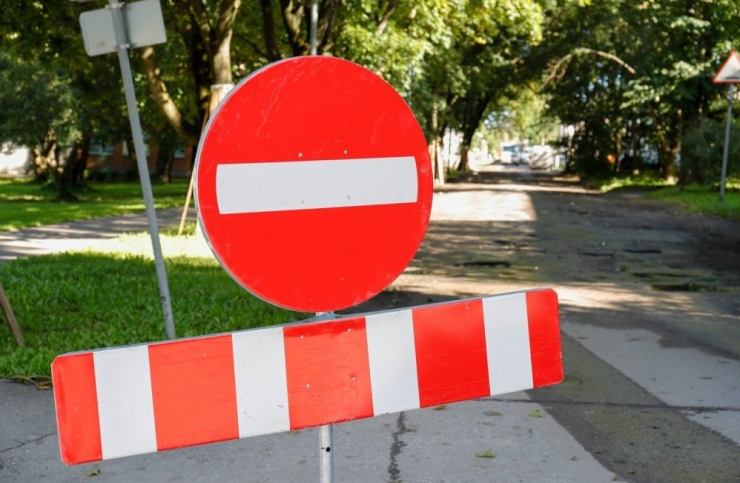 Soo - Kalju - Uus-Kalamaja ristmik on homme suletud