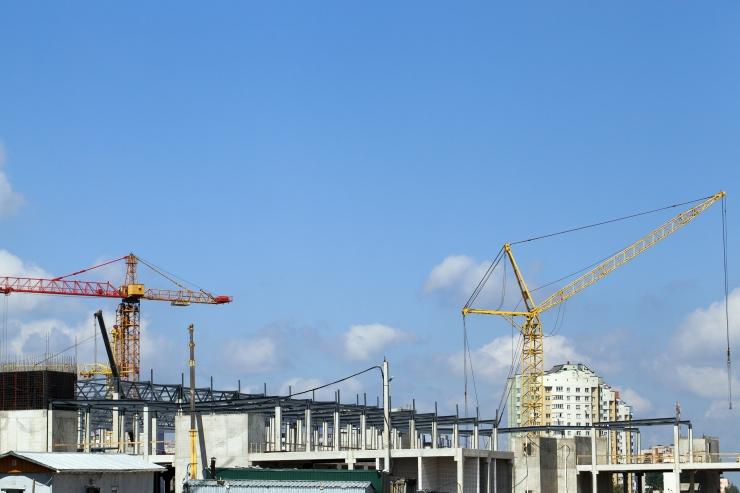 Kinnisvarabüroo: arendusprojektide arv on kasvanud poole võrra