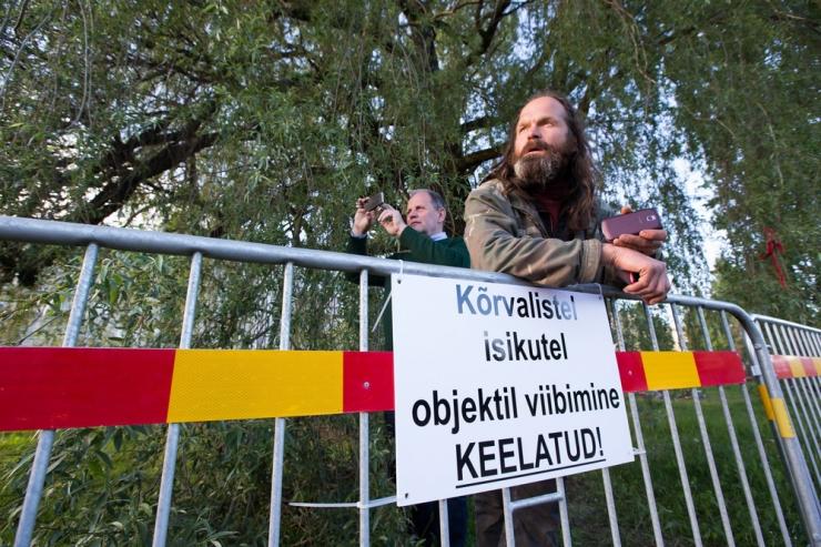 Viis Tallinna Haabersti remmelga kaitsjat said karistuseks rahatrahvi