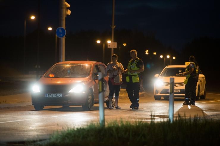 Politsei tabas ööpäevaga kuus joobes juhti