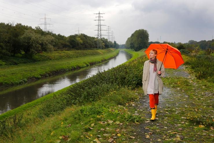 Oktoobri teine pool algab väheste vihmasadude ja muutliku ilmaga