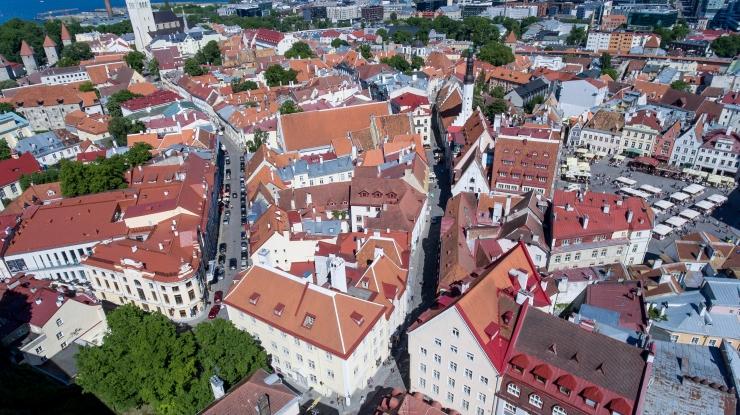 Tallinnas on hääletamas käinud üle 45 protsendi valijaist