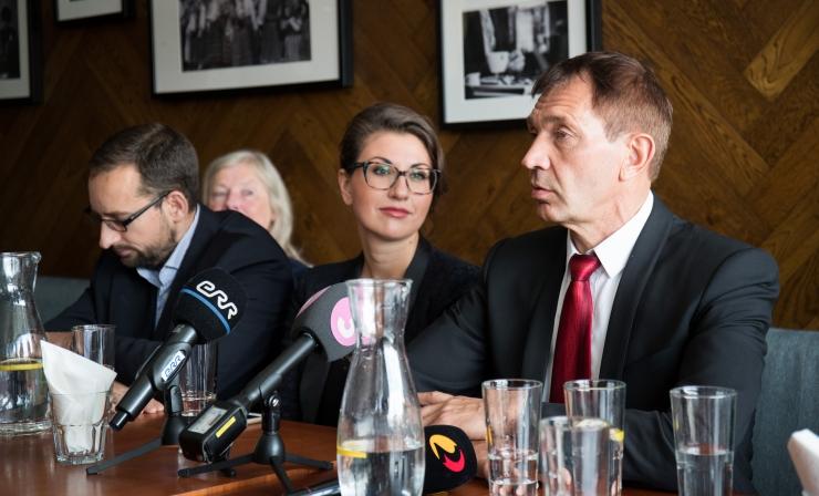 Sõõrumaa ja Savisaare valimisliit sai Tallinnas 1262 e-häält
