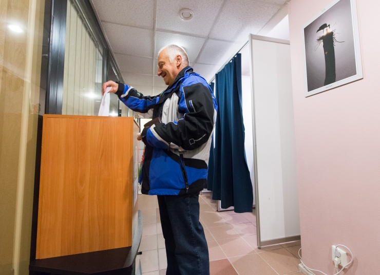 Pärnus võitis valimised Reformierakond