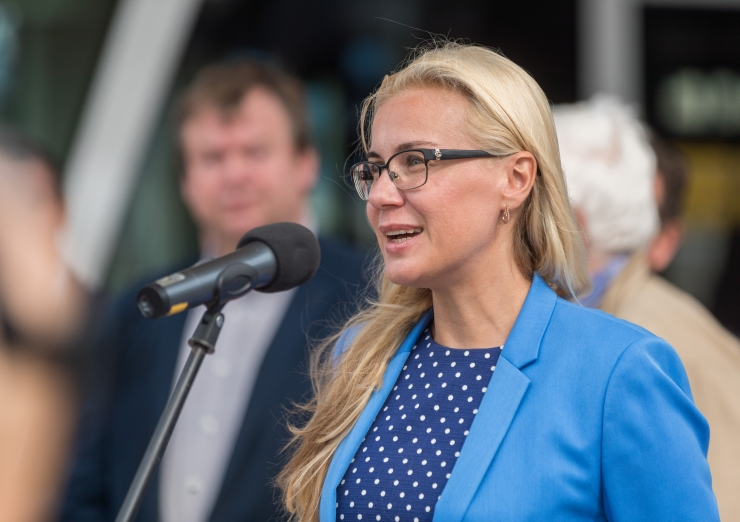Ministritest sai enim hääli Kadri Simson