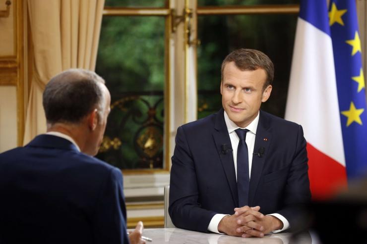 Prantsusmaa hakkab kuriteo sooritanud illegaale välja saatma