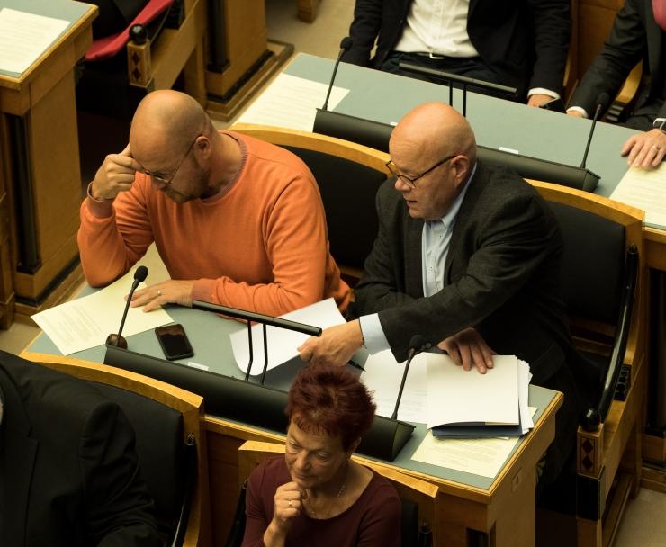 Riigikogu asub teisipäeval kooseluseaduse tühistamist arutama