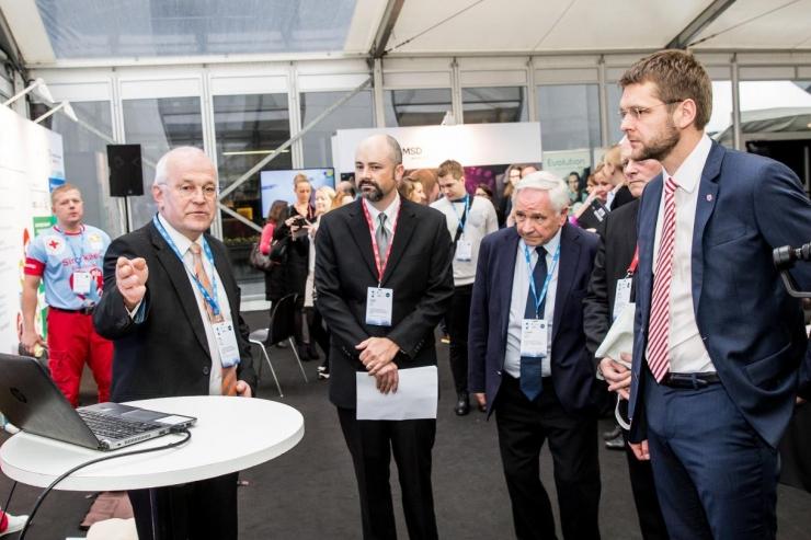 OTSE! Konverents otsib vastust: kas e-tervis lahendab üha vananeva ühiskonna probleemid?