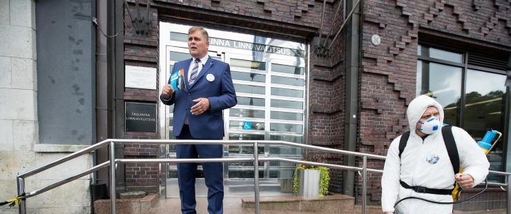 Taavi Aas: IRL jätkab kampaaniaretoorikaga, selle asemel et Tallinnasse panustada