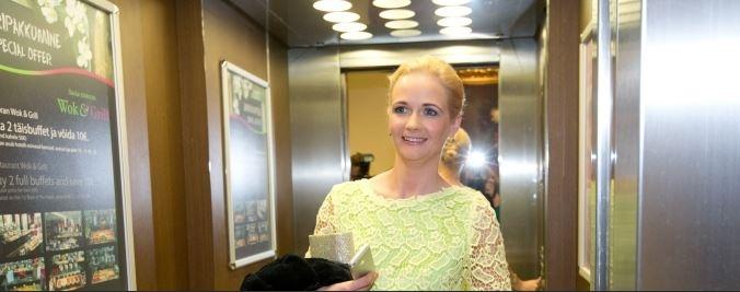 Siret Kotka-Repinski jätkab Riigikogus tööd koos beebiga