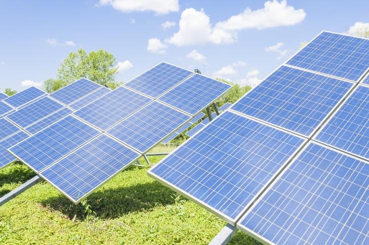 Ministeerium toetab 1,4 miljoniga päikesepaneelide kasutuselevõttu