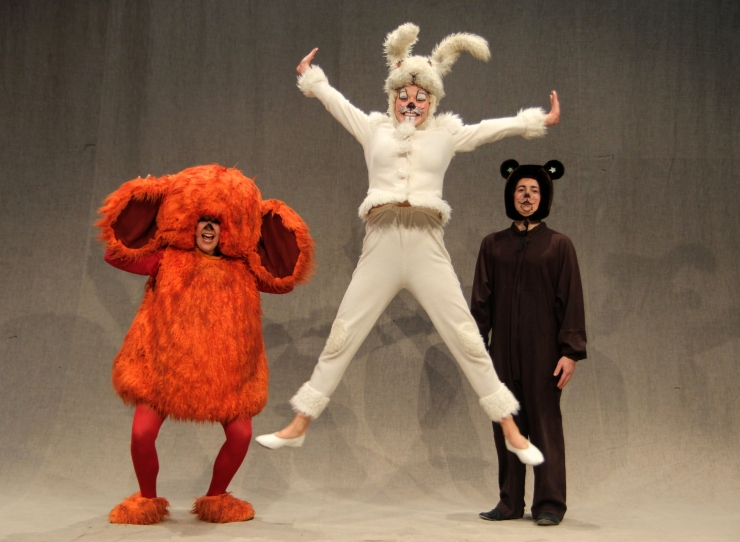 VAHVA ÜLESKUTSE! Timbu-Limbu kutsub kõiki lapsi tantsima!