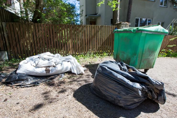 Keskkonnaministeerium tahab tõsta jäätmete ladestamise tasu