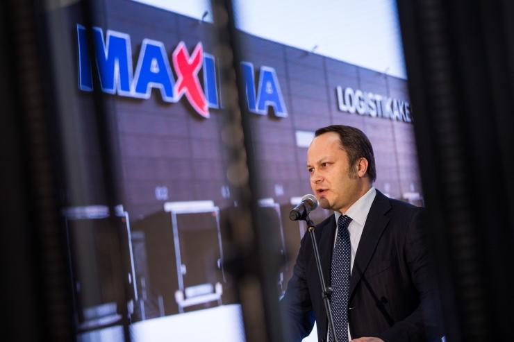 Maxima peadirektori sõnul jätkab tarbimine langustrendi