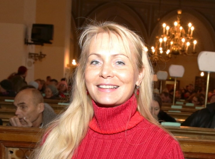 RIINA SOLMAN: Poliitik peab olema oma eluga teistele eeskujuks