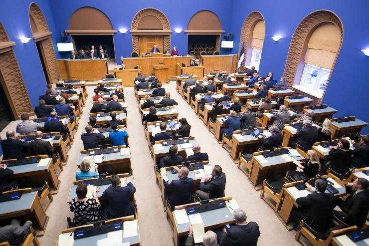 Noored annavad riigimeestele üle nägemuse Eesti tuleviku kohta