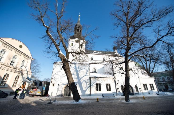 Reformatsiooni aastapäeva puhul tuleb Toomkirikus jumalateenistus