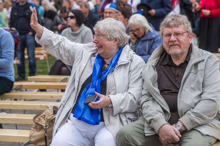 Lauristin lubas kindlasti Euroopa Parlamendist Tartusse naasta