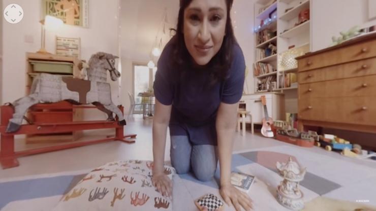 VIDEO! Hämmastav virtuaalreaalsusfilm laseb sul maailma tajuda beebi vaatepunktist