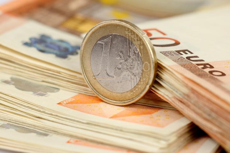 ECB: pankade laenamine majapidamistele on muutunud kergekäelisemaks