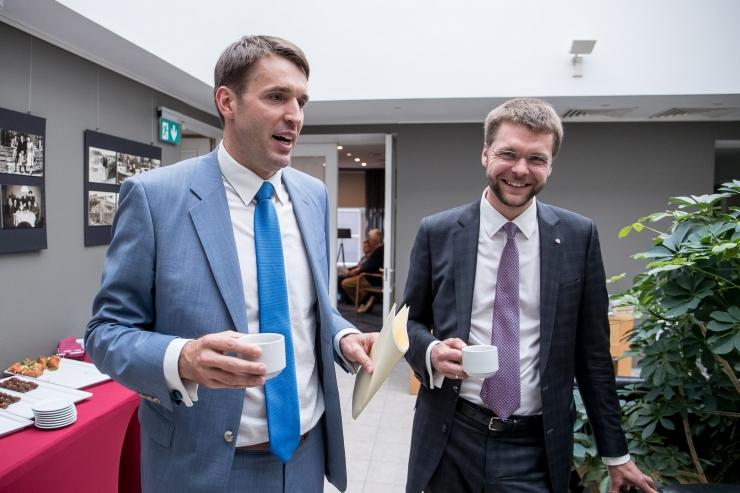 Tallinna volikogu SDE fraktsiooni koosseis on selgunud