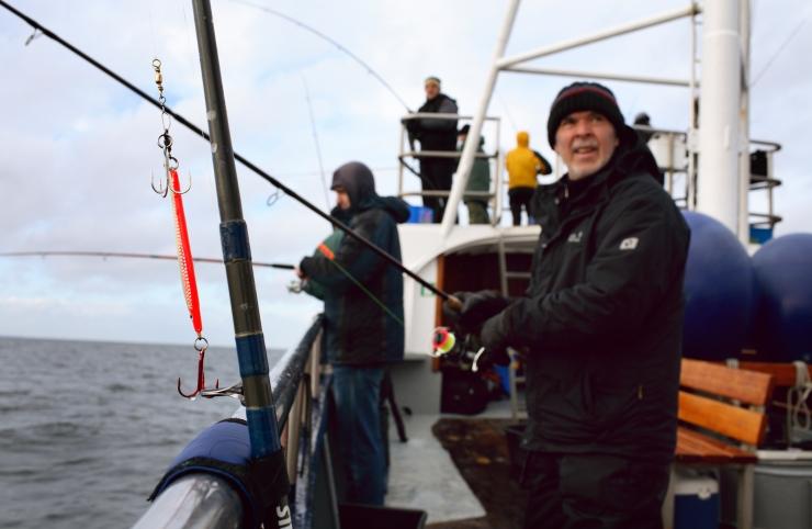 Kalapüügiseadusega muutuvad püügiload elektrooniliseks