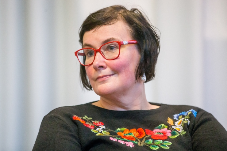 SKA rektor Katri Raik lahkus IRL-ist